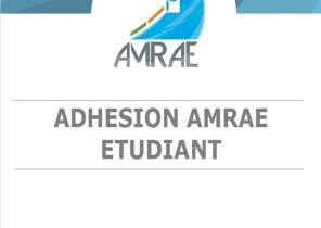 Leaflet Adhésion Etudiants