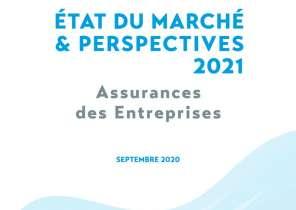Etat du marché et perspectives 2021 Assurances des entreprises