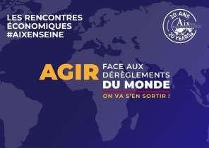 Les Actes 2020 - Rencontres d'Aix
