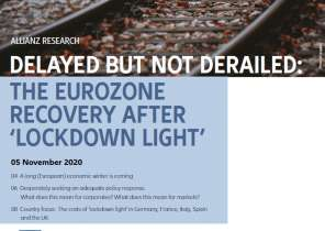 Allianz Research - Delayed but not derailed