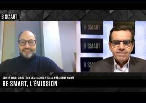 Crise Covid Assurances - Interview Oliver WILD - BE SMART TV