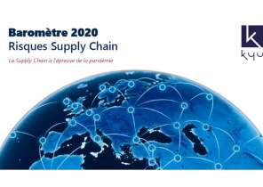 KYU Baromètre des Risques Supply Chain Edition 2020