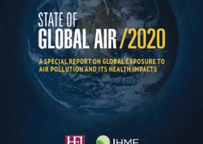 State of Global Air Report 2020
